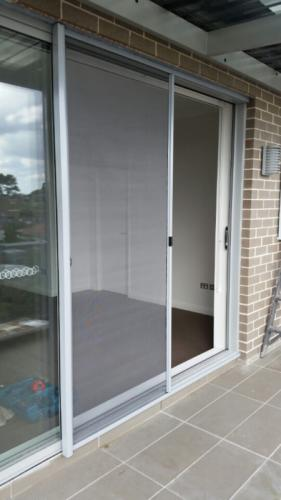 Retractable Flyscreens